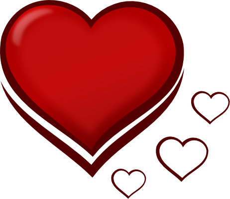 heart clip art free. THE TRUE HEART OF CHRISTMAS